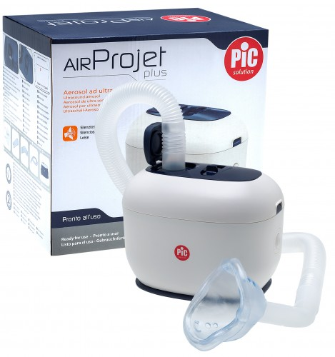 Inhalátor AirProjet Plus