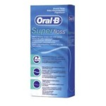 Dentální nit Oral-B Super floss